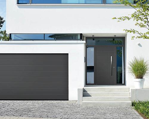 thumb porte garage sectionnelle