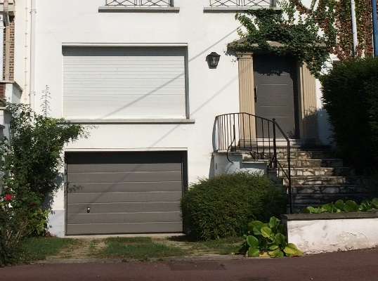 Porte de Garage Habitation